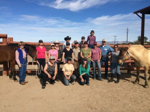 masterson method - Whole Horse Connection group photo jan 18
